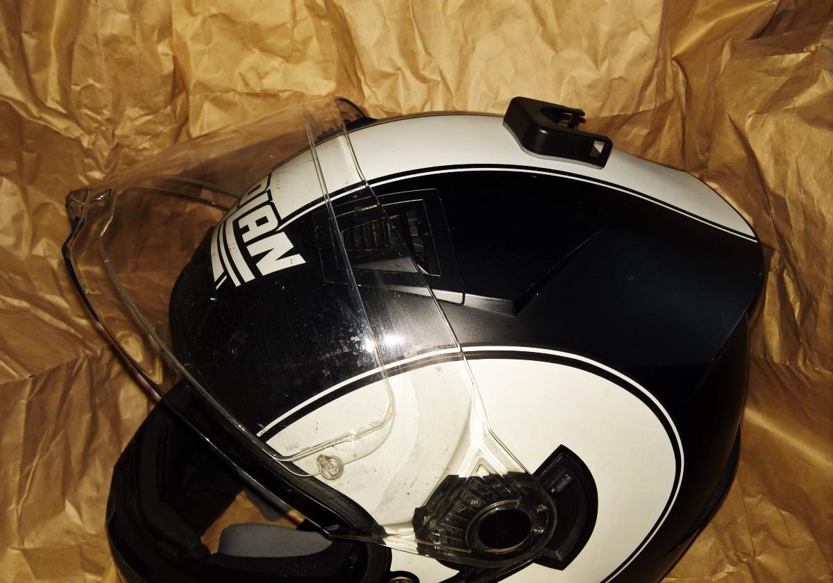 Helm - Seite